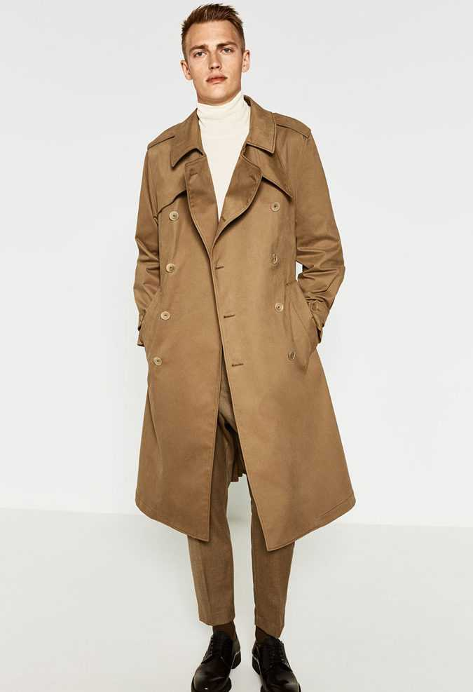 Le guide complet du Trench coat